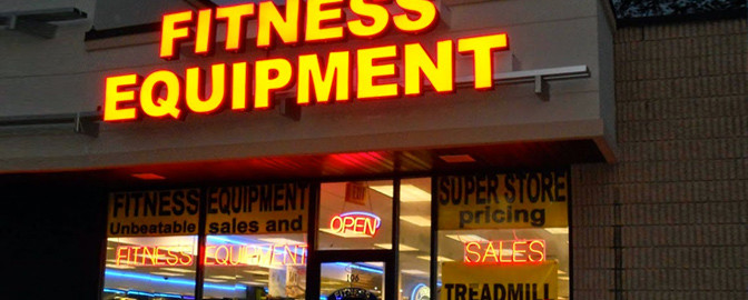 Fitness Showrooms - Poughkeepsie, NY