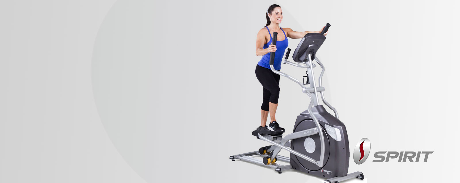 Spirit Fitness Equipment at Fitness Showrooms