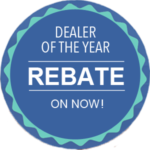 Rebate at Fitness Showrooms