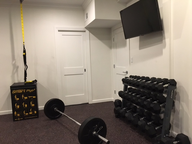 Fitness Showrooms - Total Fitness Room Design & Supply