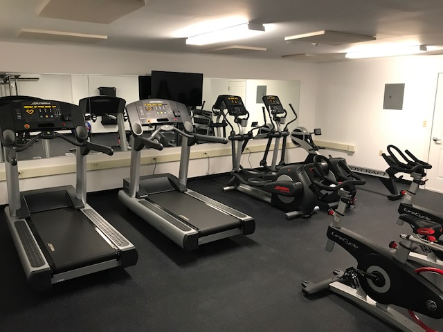 Fairfield County Connecticut's Newest Condo Gym Room!