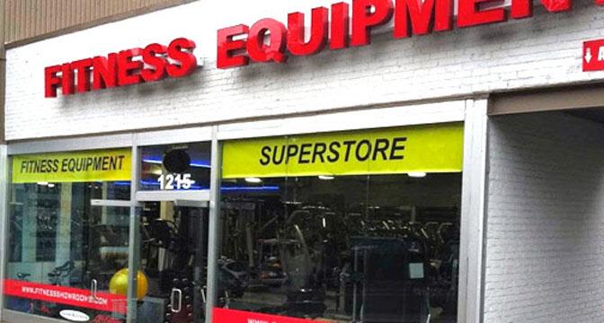 Fitness Showrooms Manhasset NY Store