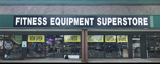 Fairfax, VA Fitness Showrooms Superstore