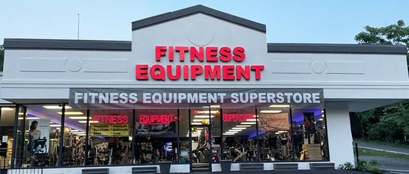 Norwalk CT Fitness Showrooms
